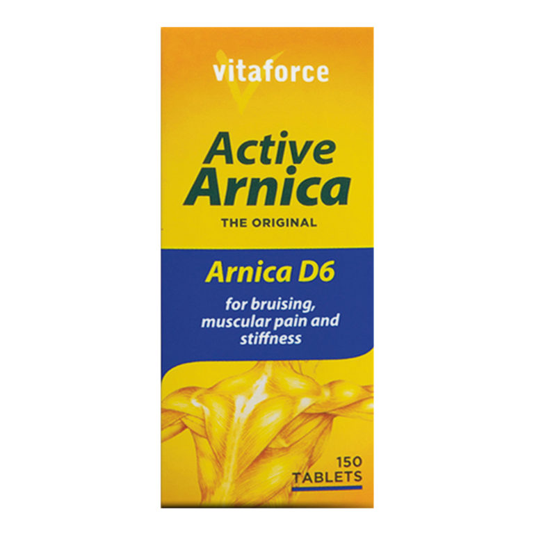 Active Arnica D6 150's