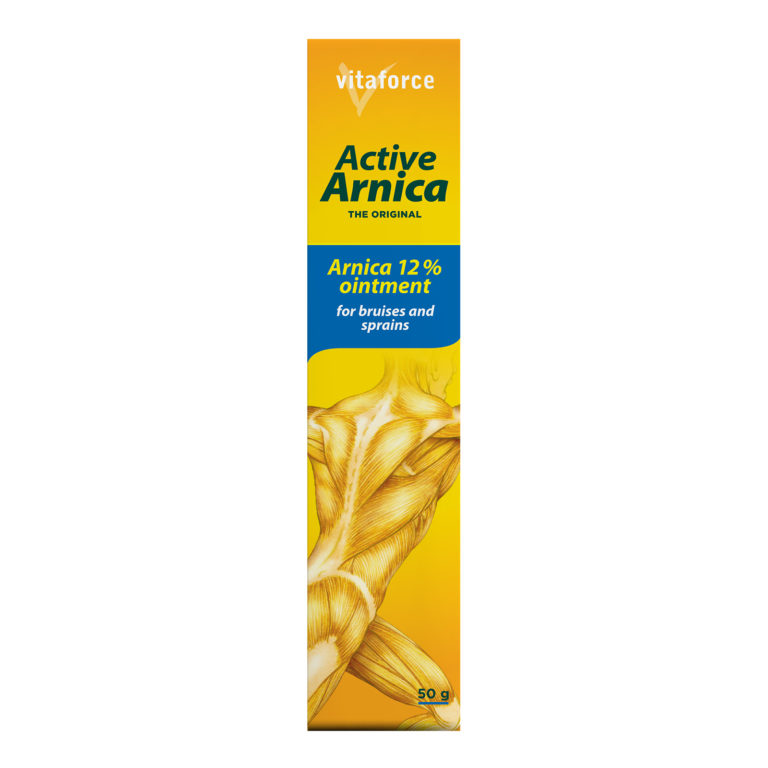 Active Arnica 12% Ointment 40g